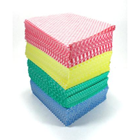 COLOUR CODED CLEANING CLOTHS