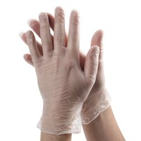 HANDSAFE VINYL GLOVES PODIATRY