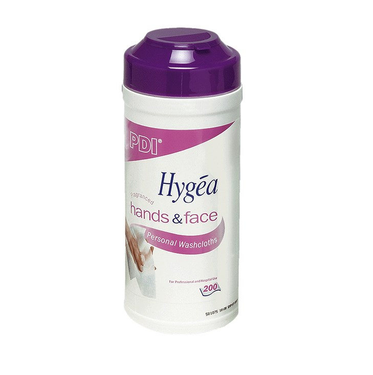 Wipes Hygea Hands Amp Face X 200 Tub Podiatry World