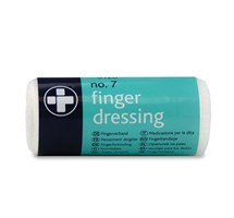 FIRST AID DRESSING FINGER NO. 7 STERILE X 1