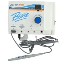 DESSICATOR (AARON / BOVIE) A940 HIGH FREQUENCY PACKAGE WITH HANDPIECE, DERMAL TIPS, WALL MOUNT KIT