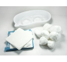 CATHETERISATION PACK (DISPOSABLE STERILE SINGLE USE) X 1