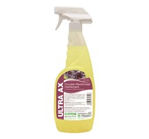 DISINFECTANT SPRAY ULTRA AX 750ML X 6 (ONLY 2 TRIGGERS)
