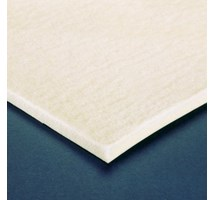 WOOL FELT SEMI-COMPRESSED GOLD 10MM (HAPLA) X 4 SHEETS (ANTI-BACTERIAL) (ADHESIVE)