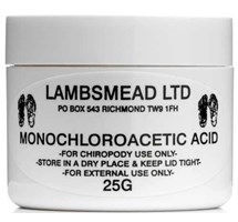 MONOCHLOROACETIC ACID 99% 25G (CHEM)