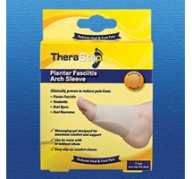 THERASTEP ARCH SUPPORT (SILIPOS) X 1 PAIR