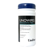 WIPES (UNOWIPES) ALCOHOL BASED (UNODENT) TUB X 200