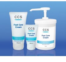 CCS FOOT CARE CREAM 175ML X 1 (SINGLE)