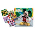 STICKERS MOTIVATOR (MEDIBADGE) MICKEY MOUSE & FRIENDS CLUBHOUSE X 90
