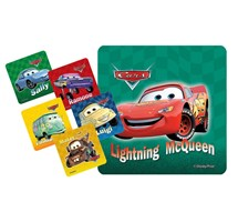 STICKERS MOTIVATOR (MEDIBADGE) DISNEY CARS X 90
