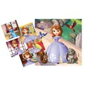 STICKERS MOTIVATOR (MEDIBADGE) SOFIA THE FIRST X 90