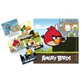 STICKERS MOTIVATOR (MEDIBADGE) ANGRY BIRDS X 90