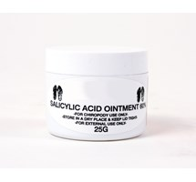 SALICYLIC ACID OINTMENT 60% 25G (CHEM)