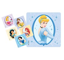STICKERS MOTIVATOR (MEDIBADGE) DISNEY PRINCESS X 90