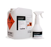 DISINFECTANT HARD SURFACE (UNOSEPT)  ECONOMY REFILL + KEY X 5 LTR